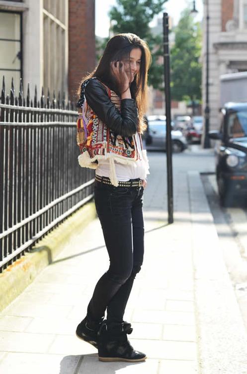 La Modella Mafia Fashion Editor Street S Naver