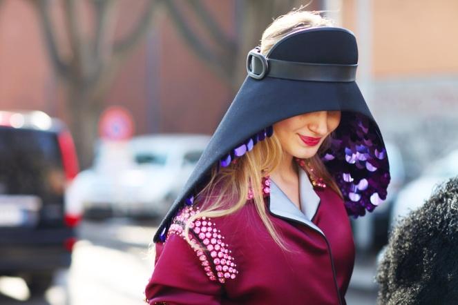 1-Balenciaga-hatPrada-coat