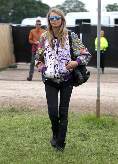 Glastonbury Festival 2013 - Day 2