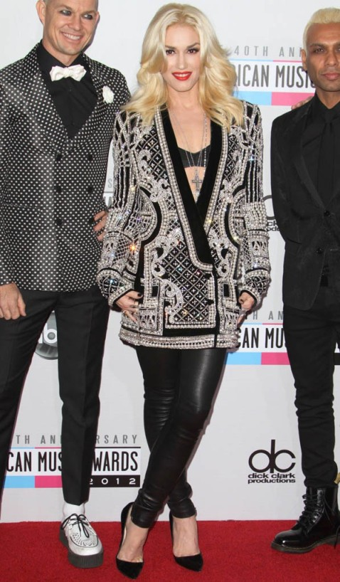 la-modella-mafia-Gwen-Stefani-style-icon-2012-fashion-Balmain-on-the-red-carpet-styled-by-Rob-Mariel1
