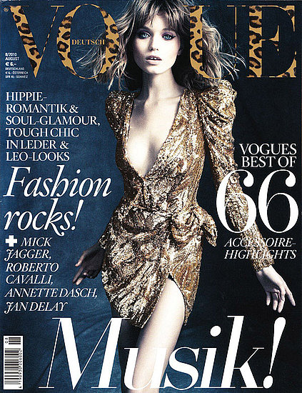 One-Gold-Balmain-Dress-Has-Graced-Six-Fall-Fashion-Covers