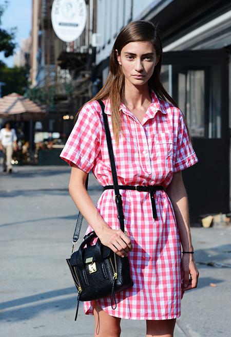 tartan streetstyle fashion week stylesnooperdan