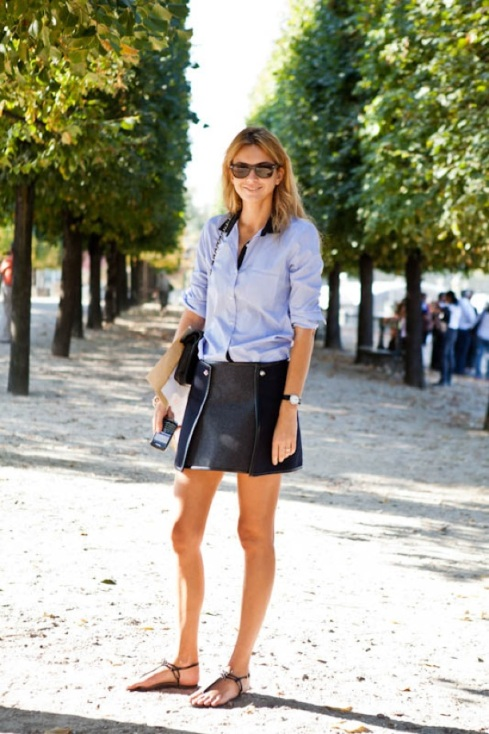 Paris Fashion Week September 2011