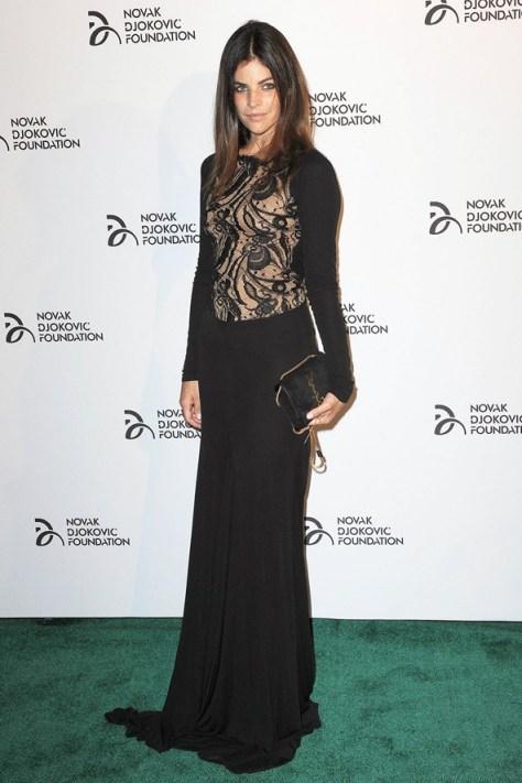Julia Restoin Roitfeld stylesnooperdan new york fashion week streetstyle