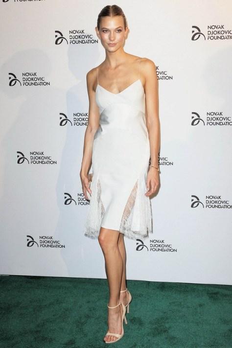Karlie Kloss Vogue stylesnooperdan new york fashion week streetstyle