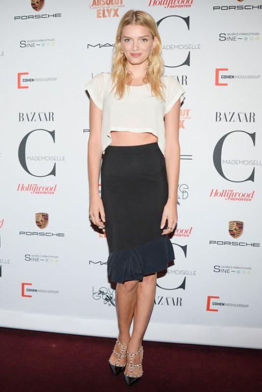 lily donaldson stylesnooperdan new york fashion week streetstyle