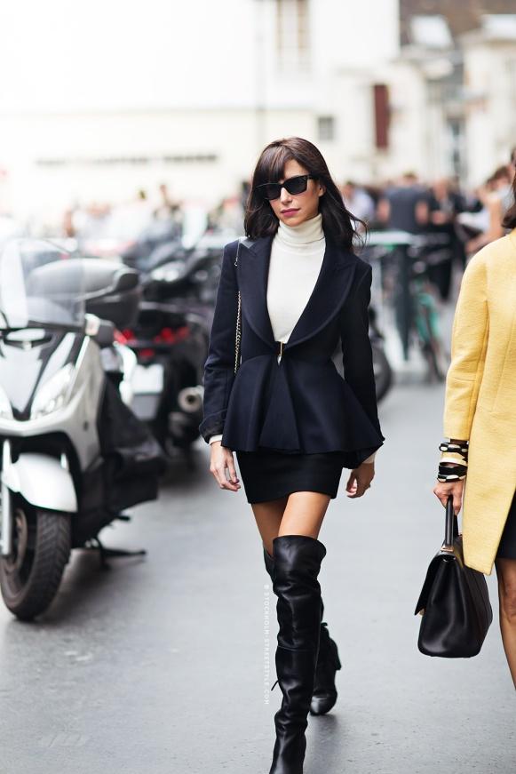 streetstyle paris fashion week stylesnooperdan