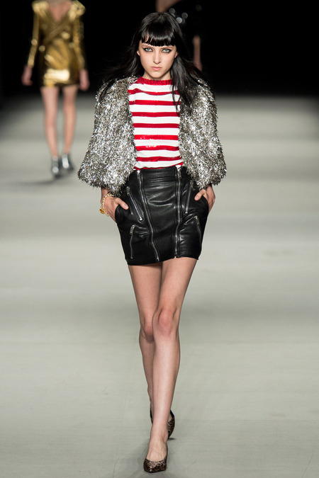 saint laurent ss14 paris fashion week stylesnooperdan