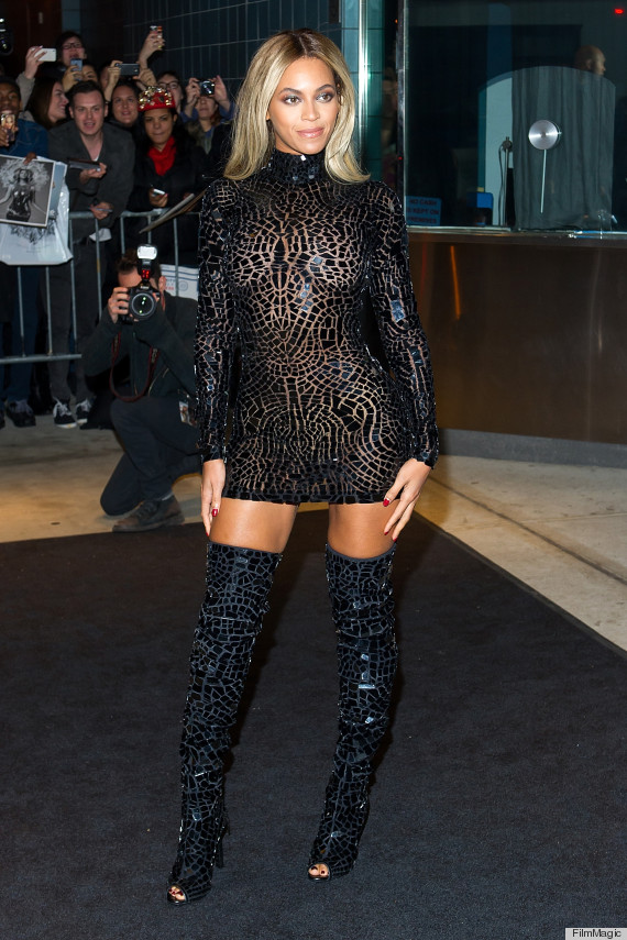 "Beyonce Celebrates The Release Of Her Self-Titled Visual Album ""Beyonce"""