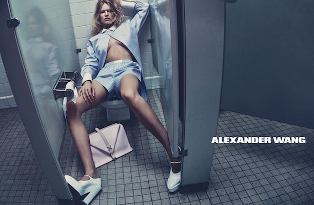 ALEXANDER WANG SS 2014 CAMPAIGN 1