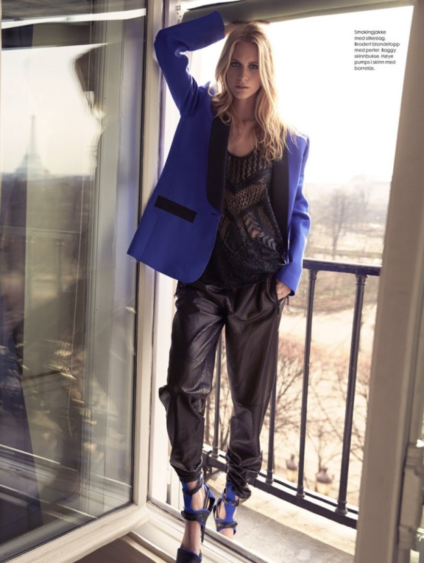 la-modella-mafia-Poppy-Delevingne-for-Elle-Norway-March-2014-photographed-by-Åsa-Tällgård-2