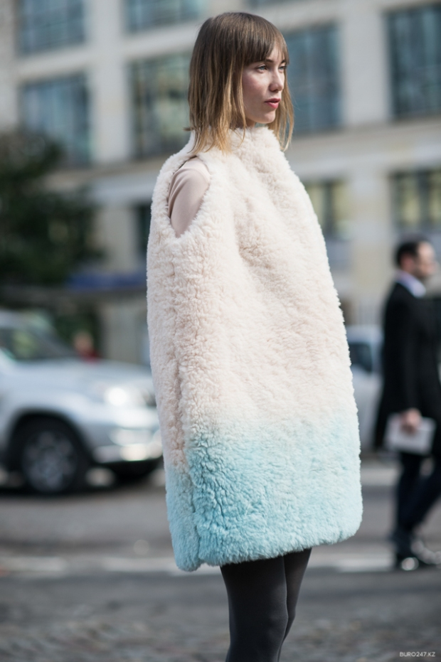 STREET STYLE Paris Fashion Week #PFW