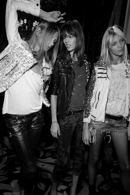 Ready to Wear Spring Summer 2011 Balmain BS Paris Sept/Oct 2010