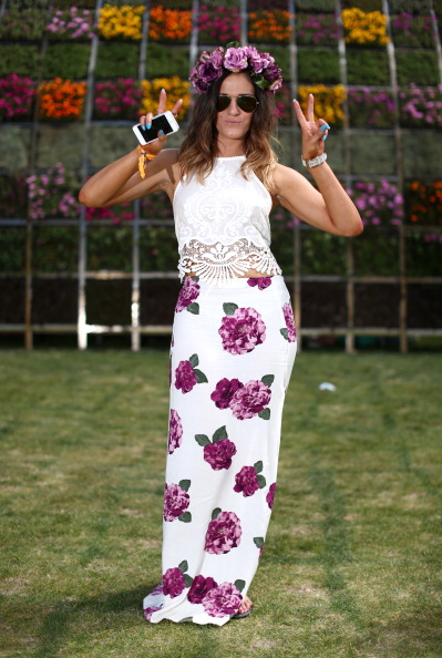 Street Style At The 2014 Coachella Valley Music and Arts Festival