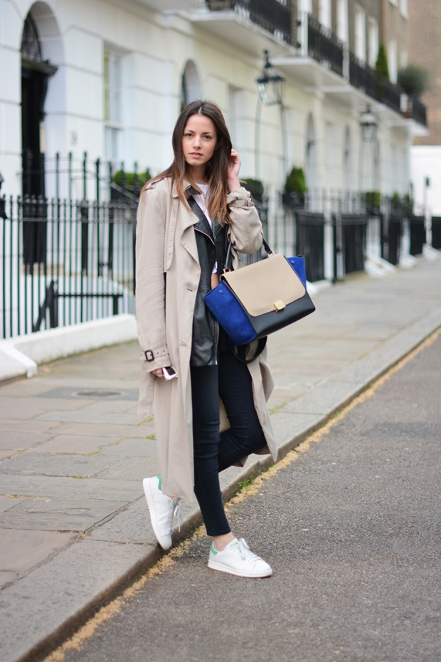 celine-bag-zina-charkoplia-london-trench-stansmith-adidas